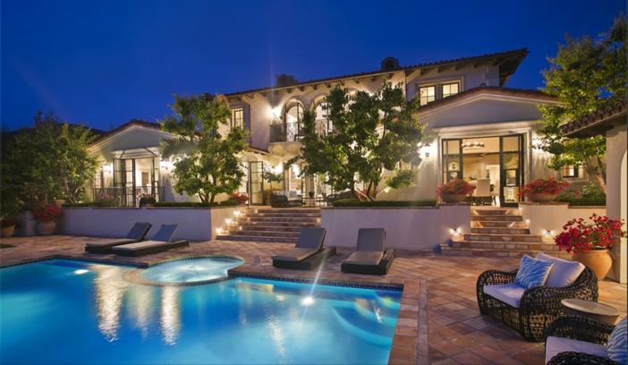 $16.7 Million Mediterranean Mansion in California 6