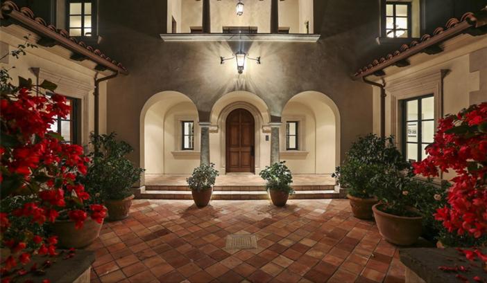 $16.7 Million Mediterranean Mansion in California 9