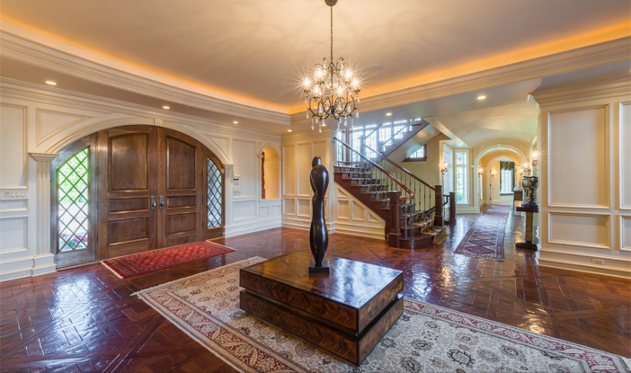 $18.7 Million Hidden Ponds Estate in Barrington Hills Illinois 10