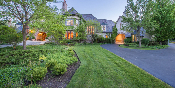 $18.7 Million Hidden Ponds Estate in Barrington Hills Illinois 20
