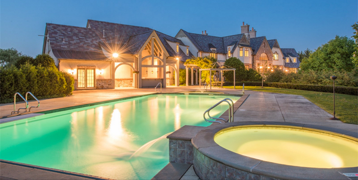 $18.7 Million Hidden Ponds Estate in Barrington Hills Illinois 22