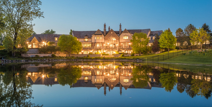 $18.7 Million Hidden Ponds Estate in Barrington Hills Illinois 24