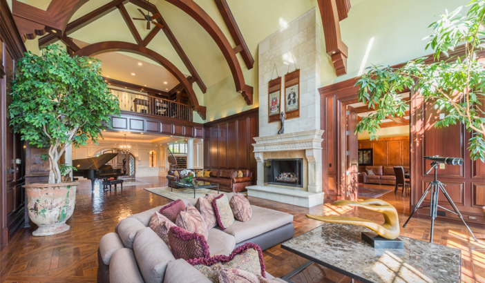 $18.7 Million Hidden Ponds Estate in Barrington Hills Illinois 3