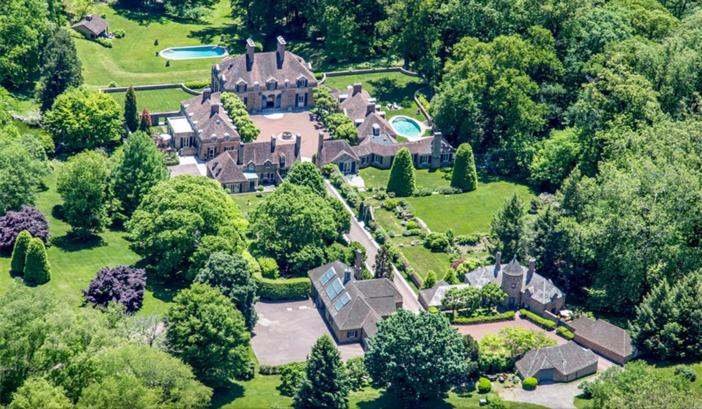 $19.5 Million Linden Hill Mansion in Pennsylvania 2