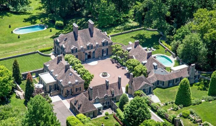 $19.5 Million Linden Hill Mansion in Pennsylvania 3