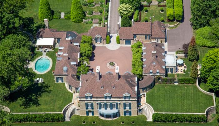 $19.5 Million Linden Hill Mansion in Pennsylvania 4