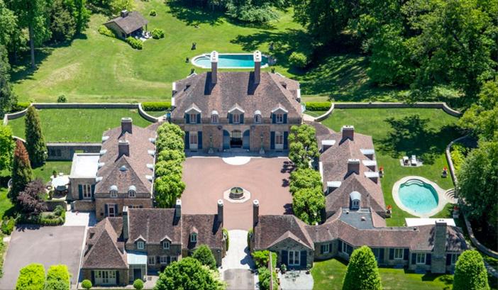 $19.5 Million Linden Hill Mansion in Pennsylvania