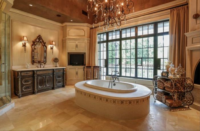 $19.9 Million Georgian Stone Mansion in New York 13