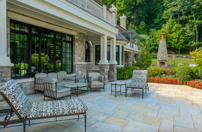 $19.9 Million Georgian Stone Mansion in New York 18