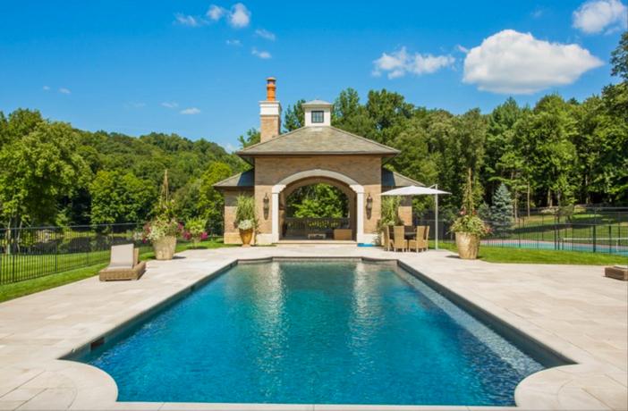 $19.9 Million Georgian Stone Mansion in New York 19