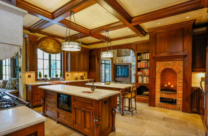 $19.9 Million Georgian Stone Mansion in New York 6
