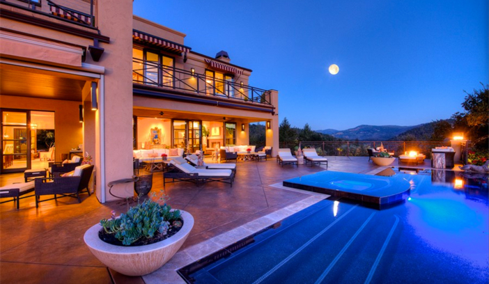 $28 Million Quintessential Resort Living in California