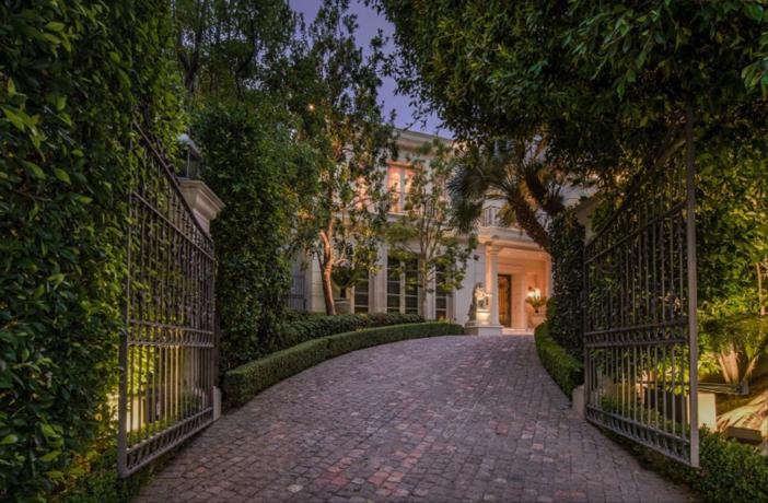 $39.5 Million Elegant Mansion in Beverly Hills California 2
