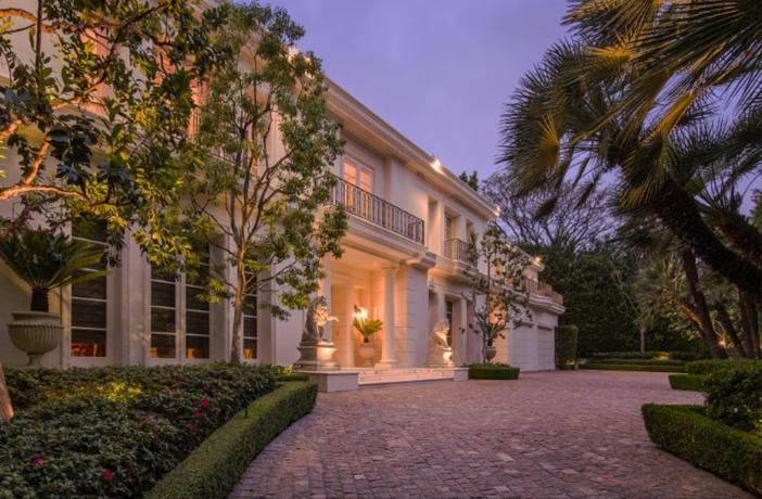 $39.5 Million Elegant Mansion in Beverly Hills California 4
