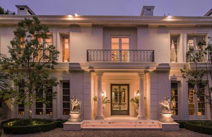 $39.5 Million Elegant Mansion in Beverly Hills California 5