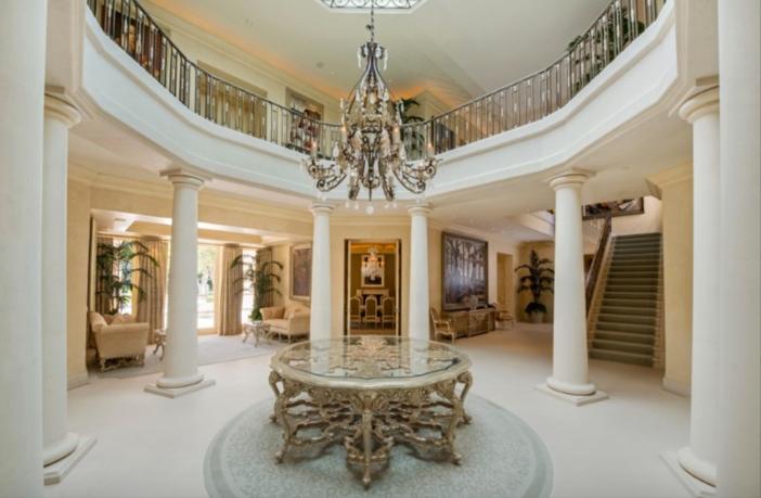 $39.5 Million Elegant Mansion in Beverly Hills California 6