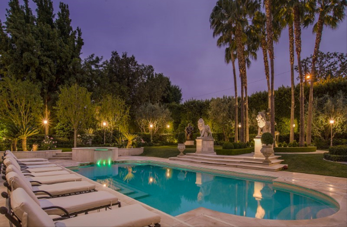 $39.5 Million Elegant Mansion in Beverly Hills California 8