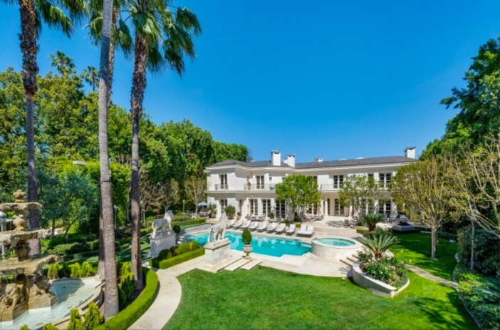 $39.5 Million Elegant Mansion in Beverly Hills California 9