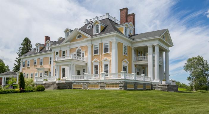 $4.5 Million Burklyn Mansion in Vermont 2