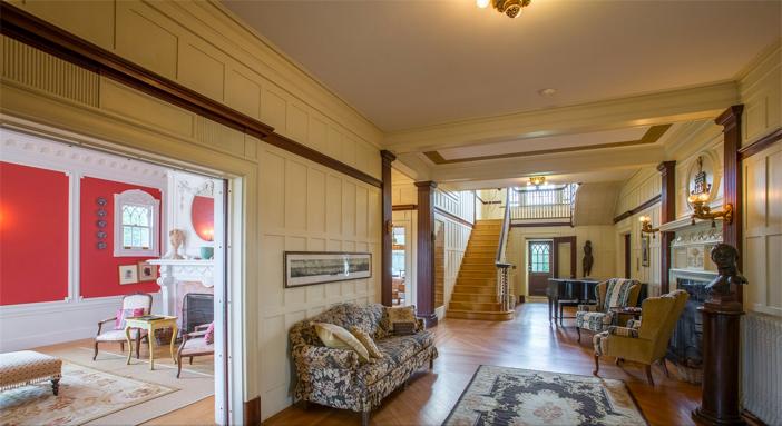 $4.5 Million Burklyn Mansion in Vermont 4