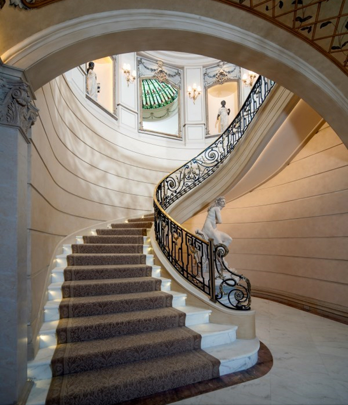 $43 Million Neoclassical Mansion in Houston Texas 10