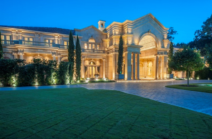 $43 Million Neoclassical Mansion in Houston Texas 2