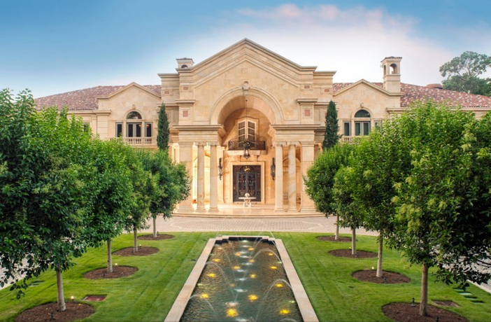 $43 Million Neoclassical Mansion in Houston Texas 3