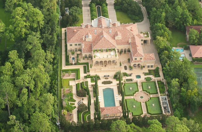 $43 Million Neoclassical Mansion in Houston Texas 4