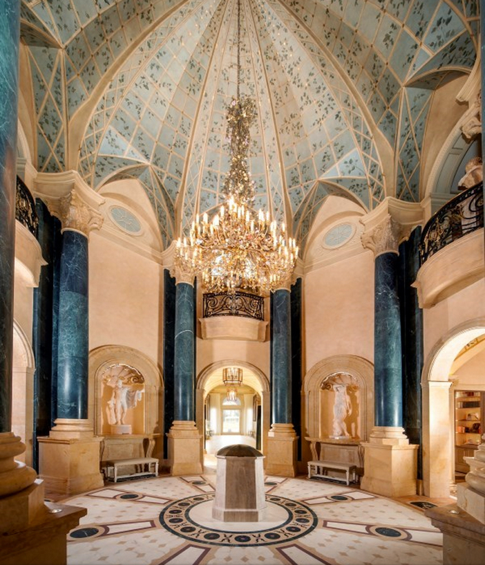 $43 Million Neoclassical Mansion in Houston Texas 5