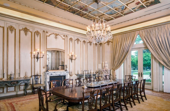 $43 Million Neoclassical Mansion in Houston Texas 7