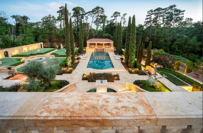 $43 Million Neoclassical Mansion in Houston Texas 8