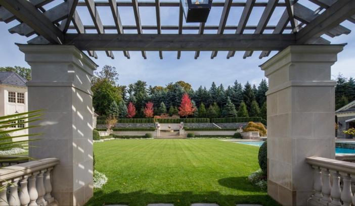 $48 Million Stone Mansion in Alpine New Jersey 10