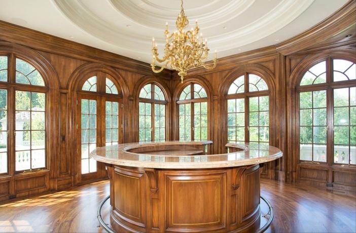 $48 Million Stone Mansion in Alpine New Jersey 5