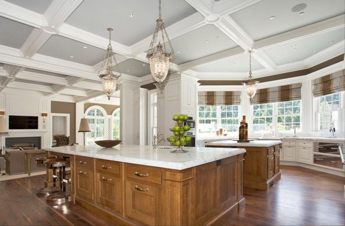 $48 Million Stone Mansion in Alpine New Jersey 6