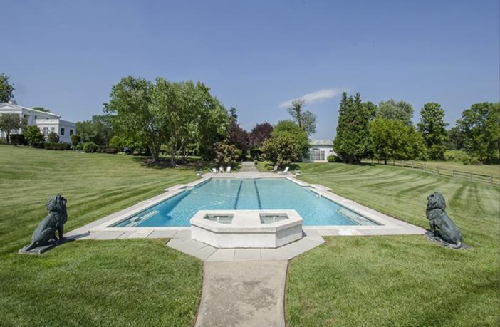$6.9 Million Historic Vaux Hill Mansion in Pennsylvania 10