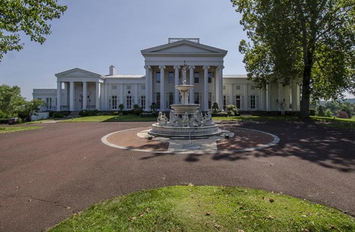 $6.9 Million Historic Vaux Hill Mansion in Pennsylvania 12