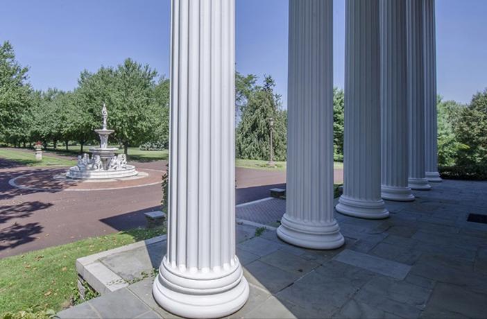 $6.9 Million Historic Vaux Hill Mansion in Pennsylvania 13