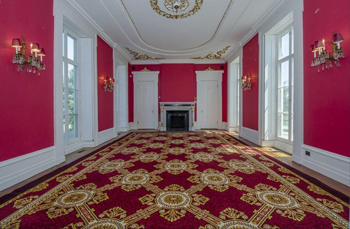 $6.9 Million Historic Vaux Hill Mansion in Pennsylvania 15