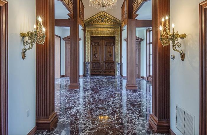 $6.9 Million Historic Vaux Hill Mansion in Pennsylvania 16