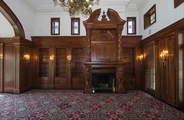 $6.9 Million Historic Vaux Hill Mansion in Pennsylvania 17