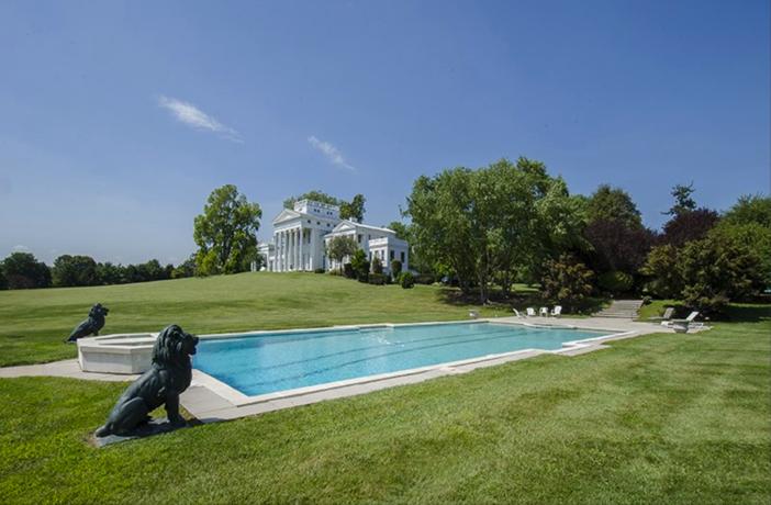 $6.9 Million Historic Vaux Hill Mansion in Pennsylvania 2
