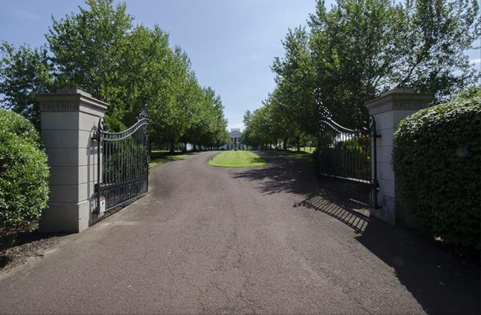 $6.9 Million Historic Vaux Hill Mansion in Pennsylvania 5