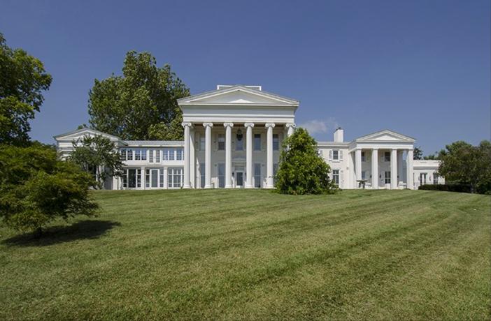 $6.9 Million Historic Vaux Hill Mansion in Pennsylvania 8