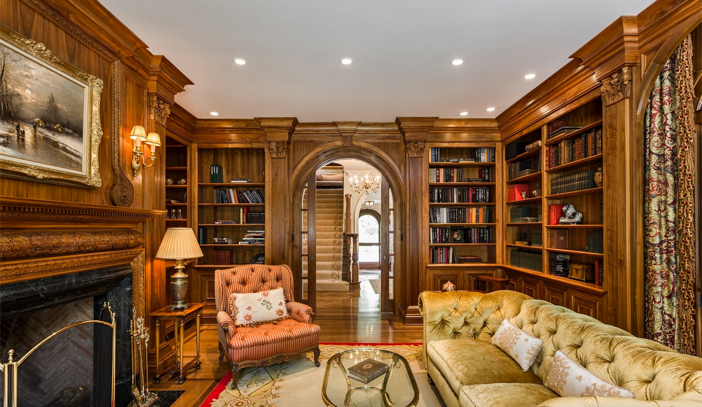 $8.5 Million Newly Renovated Mansion in Indianapolis Indiana 11