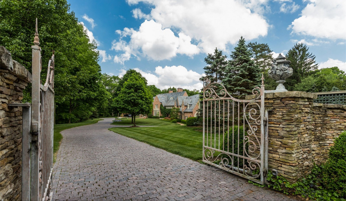 $8.5 Million Newly Renovated Mansion in Indianapolis Indiana 2