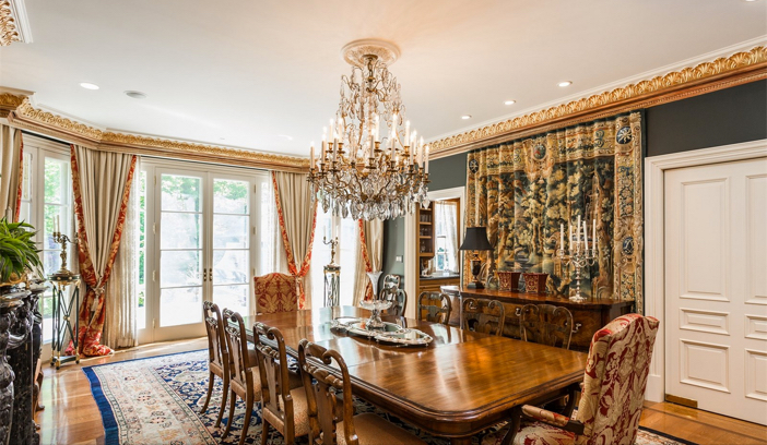 $8.5 Million Newly Renovated Mansion in Indianapolis Indiana 9