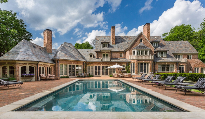 $8.5 Million Newly Renovated Mansion in Indianapolis Indiana