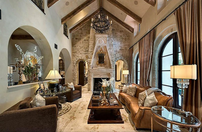 $8.9 Million Classic Mediterranean Estate in Houston Texas 3
