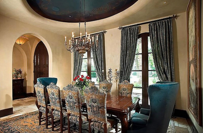 $8.9 Million Classic Mediterranean Estate in Houston Texas 6