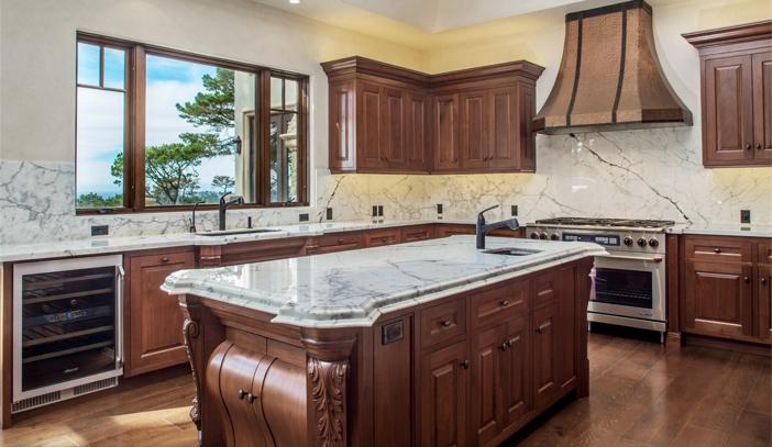 $9.9 Million European Style Ocean Villa in Pebble Beach California 11